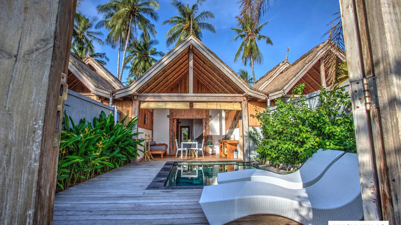 Akasia Villas Gili Air Indah 83352 Indonesia Az Hotels