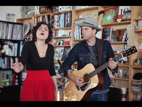 Carrie Rodriguez: NPR Music Tiny Desk Concert