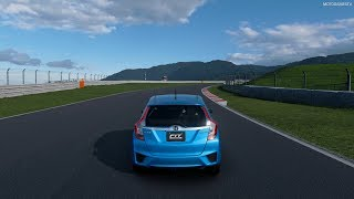 Gran Turismo Sport - Honda Fit Hybrid '14 Gameplay [4K PS4 Pro]