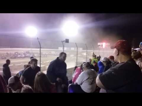 Florence Speedway Late Models 2nd start
