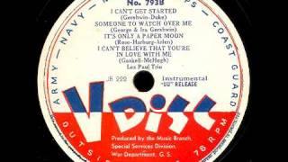 V-Disc 793 Eddie Heywood, Roy Ross, Les Paul