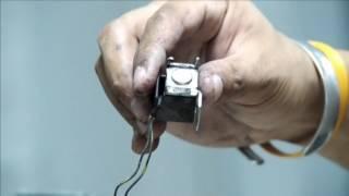 แก้ปัญหาHP LaserJet P1566 ,P1102,P1102W ปริ้นเบิ้ลมีวิธีแก้ !!! โซลินอยด์ผิดจังหวะ(เทปกาววิเศษ)