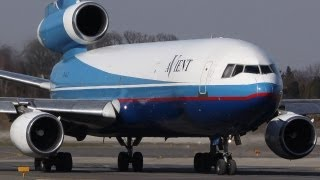 Last Dc-10 in Europe! Good Bye old Lady ( HD )