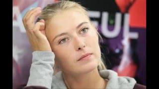 Лучшие фотографии российской теннисистки Марии Шараповой (28 лет)
