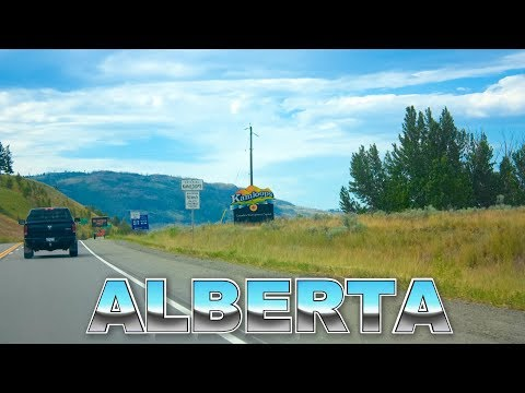 Road to Alberta: Go Pro Compilation