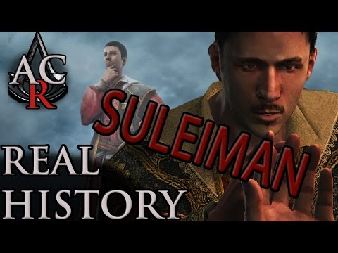 """Assassin's Creed: The Real History - """"Suleiman I"""""""
