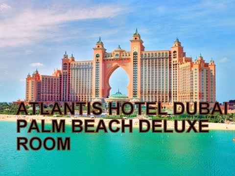 Atlantis Hotel Palm Beach Deluxe Room