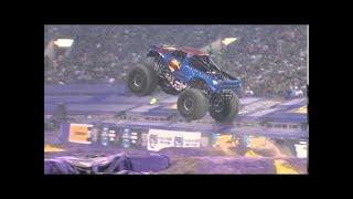 Man of Steel Freestyle   Monster Jam World Finals XV