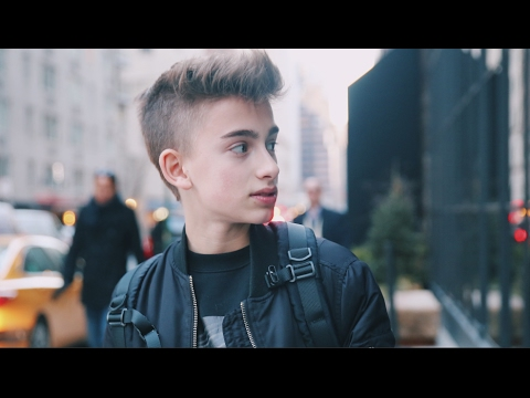 NEW YORK CITY | JOHNNY ORLANDO