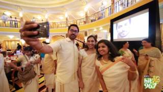 Hit 967 Onam Sadhya at Burj Al Arab