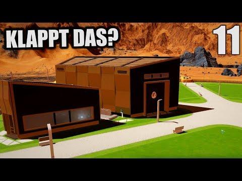 Surviving Mars Deutsch #11 Klappt das? | Let's Play Surviving Mars Gameplay German