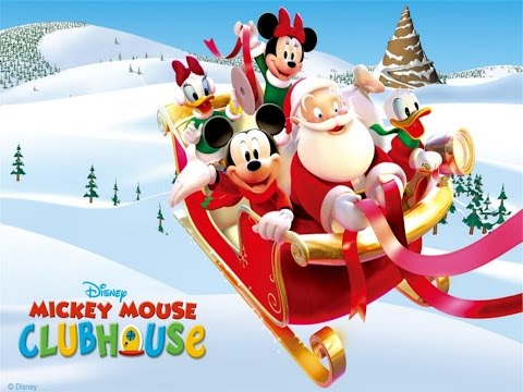 Mickey Mouse Christmas Song