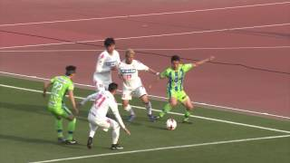 2017年3月25日(土)に行われた明治安田生命J2リーグ 第5節 湘南vs千...