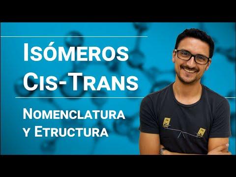 Isómeros Cis - Trans