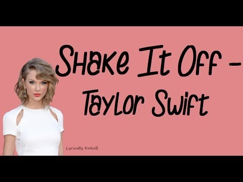 Shake It Off -  Taylor Swift  ATC Cover Lyrics  ♫