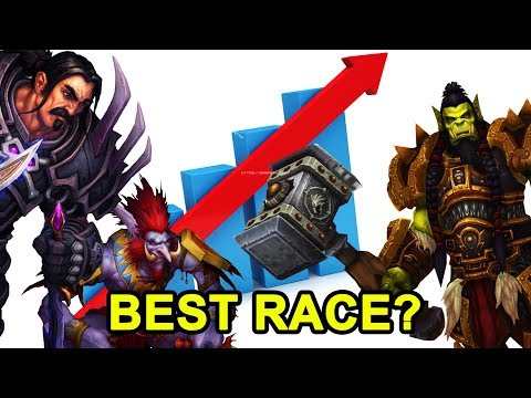 Classic WoW: What is the Best Race for DPS? (Every Class)