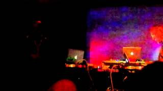 Edward Ka Spel and the Silverman - The Creature Who Tasted Sound (live in Denver)
