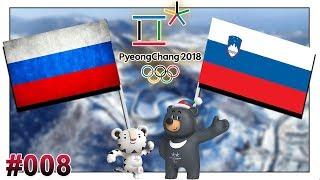 OLYMPIA 2018 EISHOCKEY [Deutsch/German] #008 - Russland - Slowenien ★ Let's Play NHL
