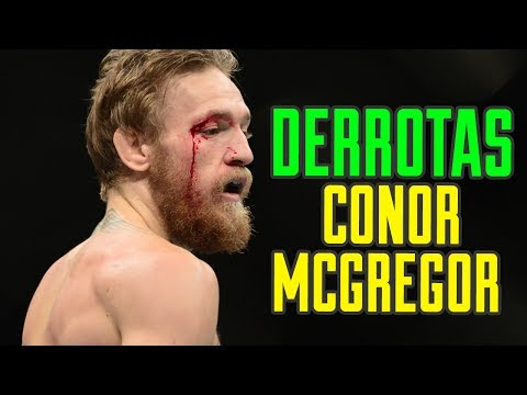 Thumbnail: TODAS AS DERROTAS DE CONOR MCGREGOR