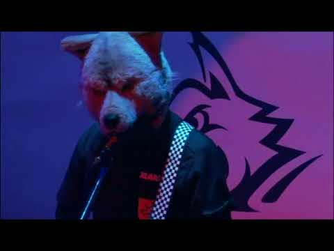 MAN WITH A MISSION/Mash UP the DJ!