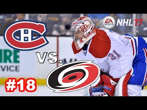 NHL 17 - Montreal Canadiens Franchise #18 - Price Making Big Saves