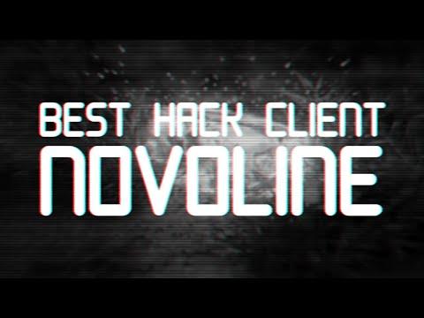 The BEST PUBLIC CLIENT For Hypixel - Novoline Hacked Client