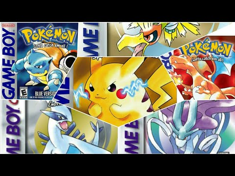 How To Download Pokemon Red, Blue, Gold, Silver, Crystal, Yellow Rom Game Boy Color(Gbc)