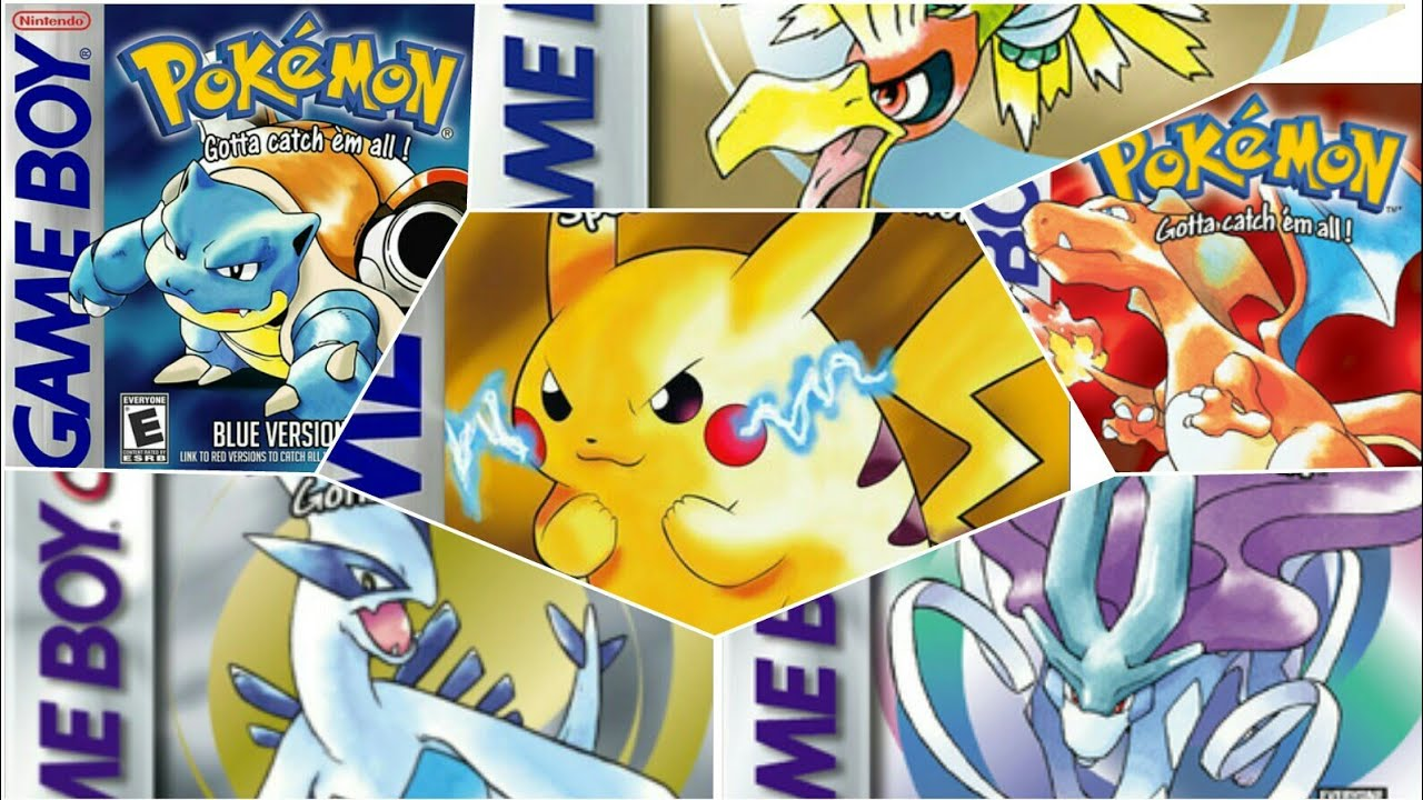 Game boy color online free - How To Download Pokemon Red Rom Game Boy Color Gbc