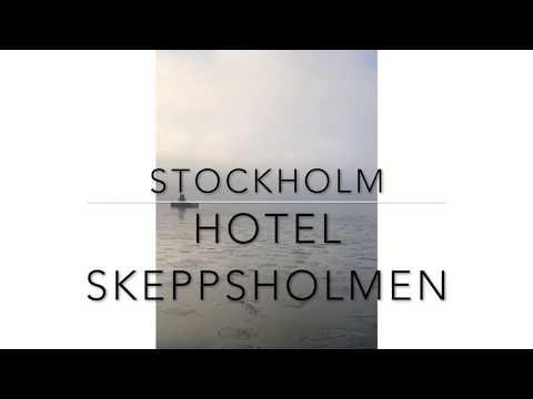 Hotel Skeppsholmen in Stockholm