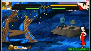 Rumble Pack - Free PC Fighting Game