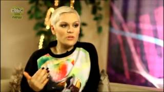 Jessie J - Interview with Aidan Davis (Friday Download CBBC)