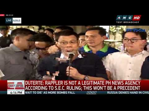 WATCH: President Duterte visits wake of slain OFW Joanna Demafelis | 22 February 2018