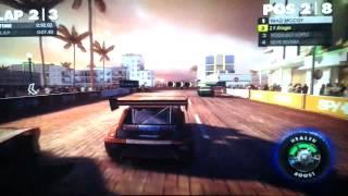 Dirt Showdown - Xbox360 Gameplay [JOGO COMPLETO] Primeiras Impressões PTBr