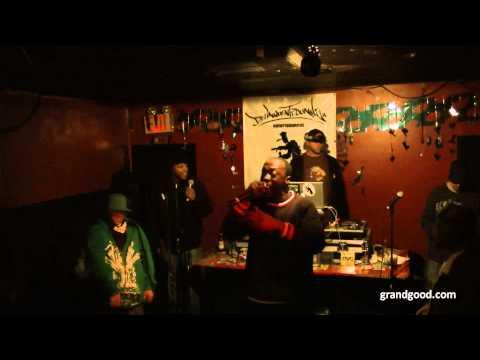 $amhill, Live @ Rock Star Bar 1.22.11