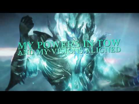 ENFOLD DARKNESS - Terror of a Perilous Quest [Official Lyric Video]