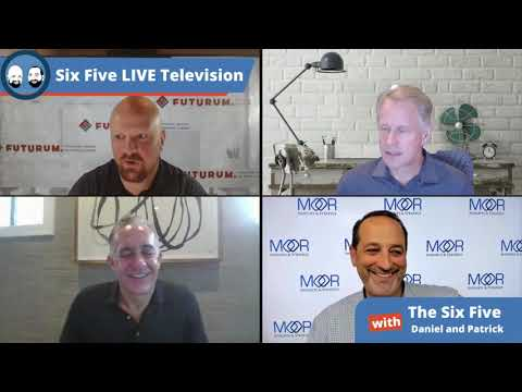 Six Five INSIDERS-  Keith White, SVP HPE GreenLake & Skip Bacon, Splunk VP Product Management