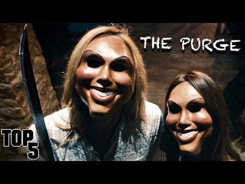 5 Reasons Why The Purge Would Be Scary In...