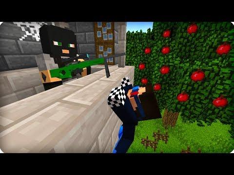 Тайно пробрался на базу бандитов! [ЧАСТЬ 17] Зомби апокалипсис в майнкрафт! - (Minecraft - Сериал)
