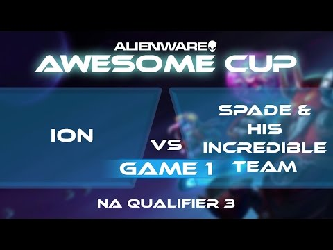 Ion vs Spade - AAC2: NA Qualifier 3 - G1