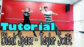 BLANK SPACE - Taylor Swift Dance TUTORIAL | @MattSteffanina Choreography (ft 11 y/o Taylor Hatala)