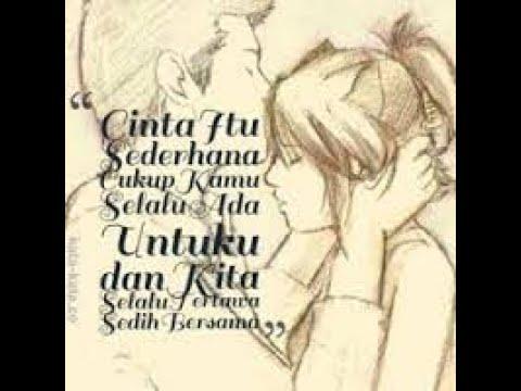 Sederhana Tapi Istimewa - Wawan D'cozt Lirik/cover Akoustic ( Bams)