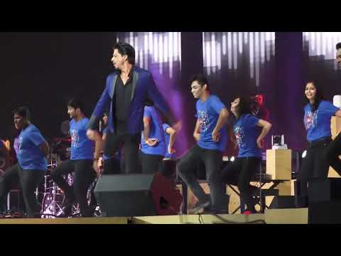 Shahrukh Khan Dance On Chaiyya Chaiyya
