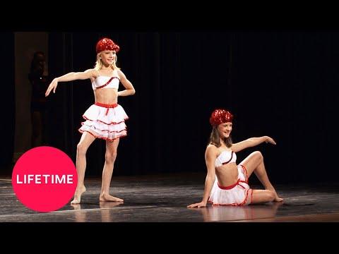 "Dance Moms: Brooke & Paige's ""Ooh La La"" Duet (Season 1 Flashback) | Lifetime"