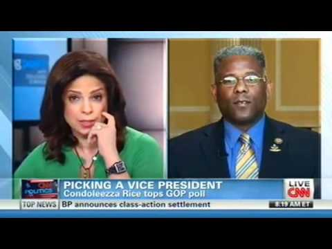 CNN's Soledad O'Brien Bristles At Truth, Tries To Ruffle Allen West's Feathers, Fails Miserably