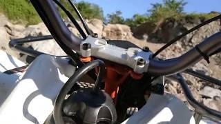 ATV VIAR REZOR 250 JELAJAHI BUKIT BOLLANGI GOWA