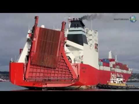Ship Pollution :
