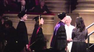 Rebecca Graduates Penn Law, Ft. Sean