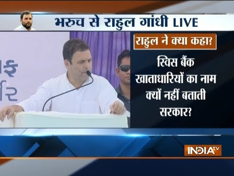 Ease of doing business ranking only to keep Jaitley happy, everyone knows the reality: Rahul Gandhi
