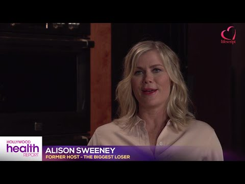 Hollywood Health Report - Alison Sweeney on Healthy Eating