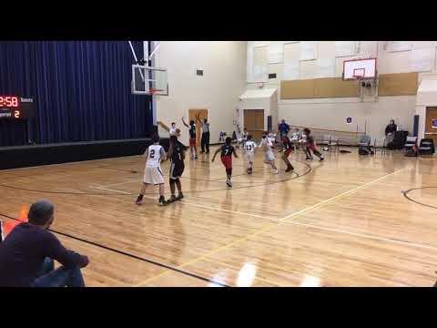 Phoenix Montessori vs South Lake Christian MS 12-4-2020 2nd qtr